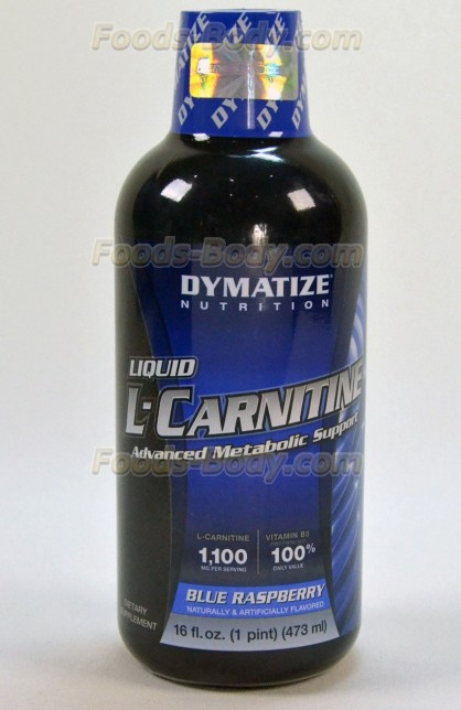 L-carnitine 1100 Liquid 474 мл