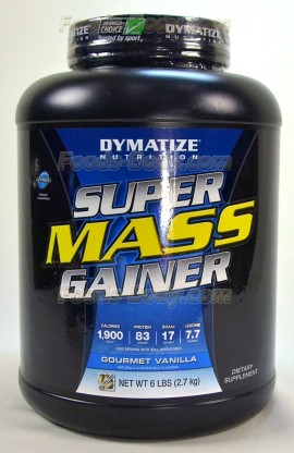 Super Mass Gainer 2700 г