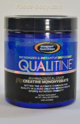 Qualitine (creatine monohydrate) - 300 грамм
