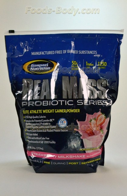 Real Mass Probiotic 2724 грамм