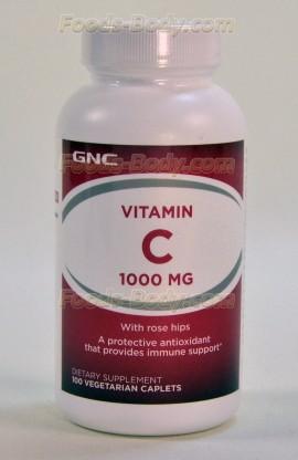 Vitamin C 1000 Rose Hips 100 капс