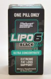 Lipo-6 Black Hers Ultra Concentrate - 60 капс