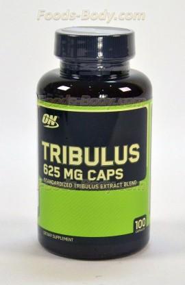 Tribulus 625 100 cap