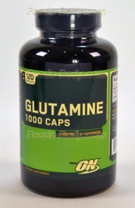 Glutamine 1000 Caps 120 капс