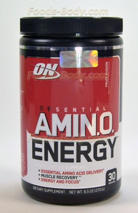 Essential Amino Energy - 30 порций