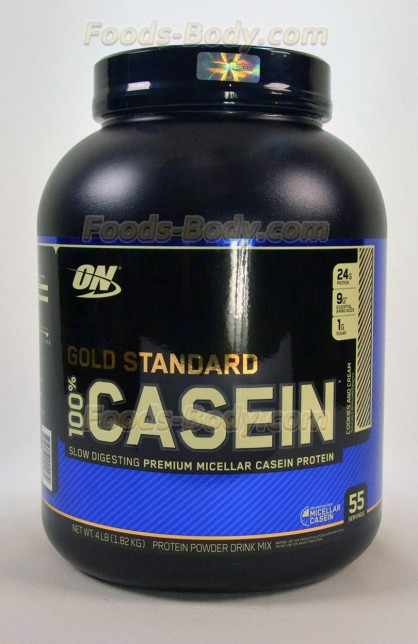 100% Casein Protein - 1800 гр.