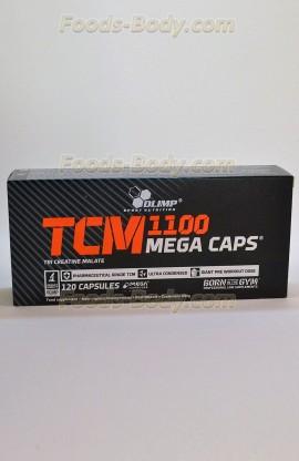 TCM MEGA 120 капс