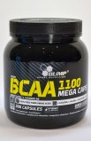 Profi BCAA mega caps 1100 - 300 капсул (банка)