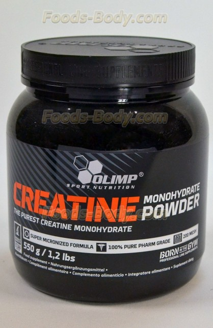 Creatine Powder 550г