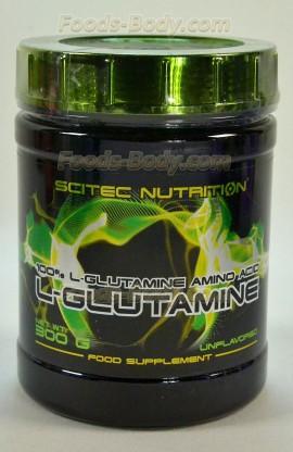 L-Glutamine - 300 грамм