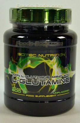L-Glutamine 600 гр