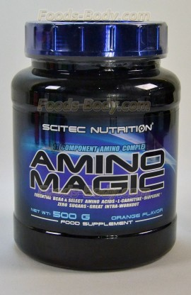 Amino Magic 500 гр