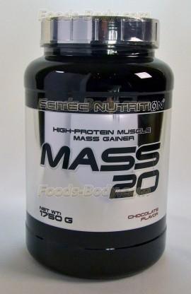 MASS 20 - 1750 грамм