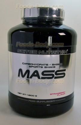 Mass - 4500 грамм