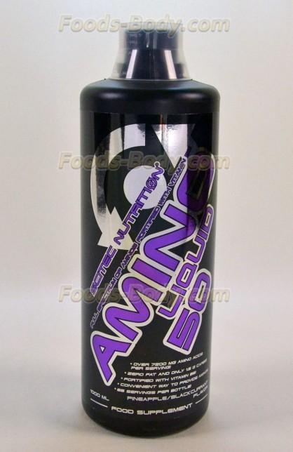 AMINO LIQUID 50 - 1000 мл