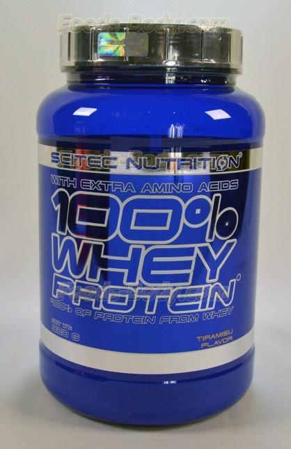 100% WHEY PROTEIN - 920 грамм