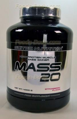 MASS 20 - 4000 грамм