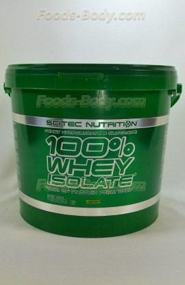 100% WHEY ISOLATE - 4000 грамм