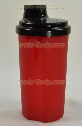 Шейкер от Biotech USA (red-black)