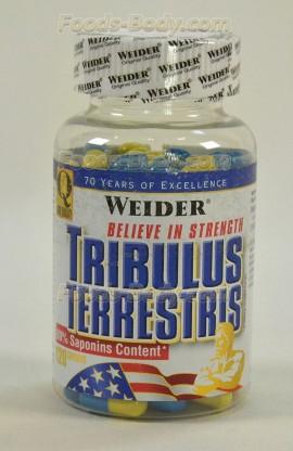 Tribulus Terrestris 120 капс