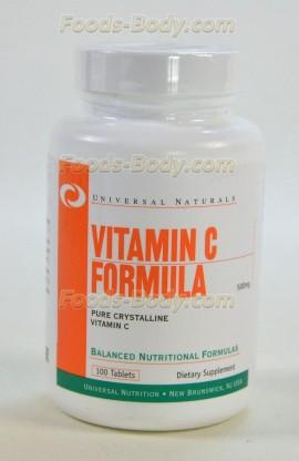 VITAMIN C 100 tab