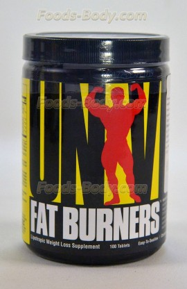Fat Burners E/S 100 таб