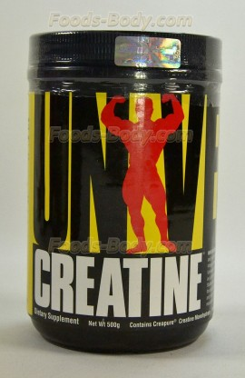 Creatine Monohydrate Powder 500 г