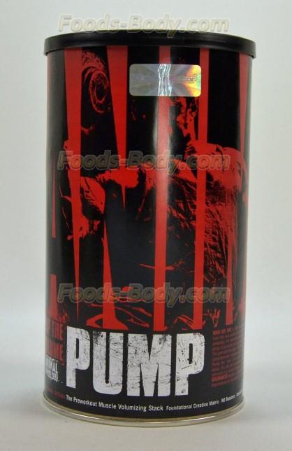 Animal Pump 30 пак