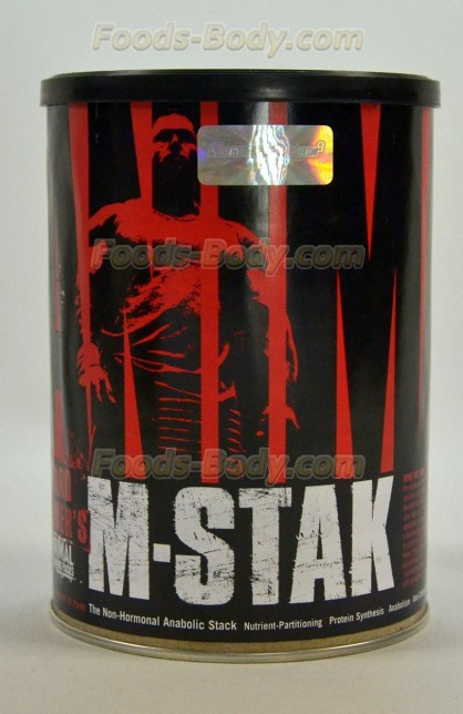 Animal М-Stak 21 пак