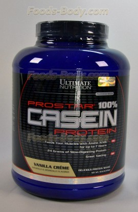 Prostar 100% Casein 2.2 кг
