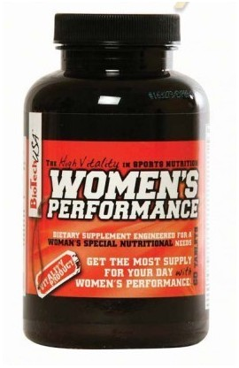 WOMEN'S PERFORMANCE 60 таб