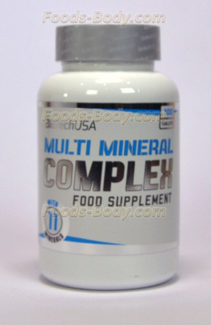 Multimineral Complex 100 таб