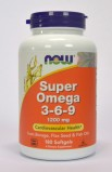 Super Omega 3-6-9 1200mg 180 Softgels