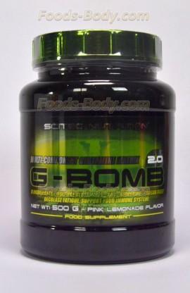 G-BOMB 2.0- 500 грамм