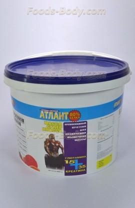 Новая формула + креатин + глютамин 6 кг