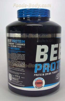 Beef Protein 1816 грамм