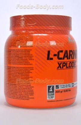 L-Carnitine Xplode Powder 300 грамм