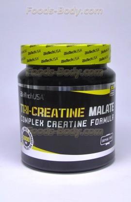 Tri-creatine malate 300 грамм