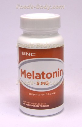 Melatonin 5 60 caps