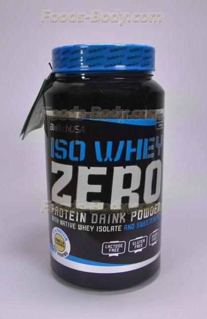 Iso Whey Zero - 908 грамм