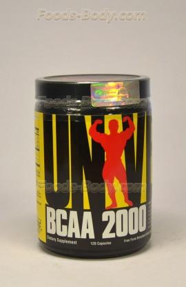 BCAA 2000 120 таб