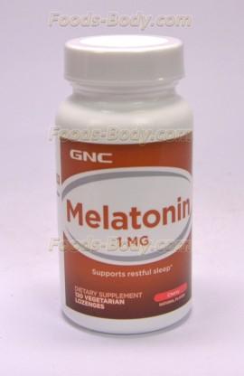 Melatonin 1 MG 120 таб