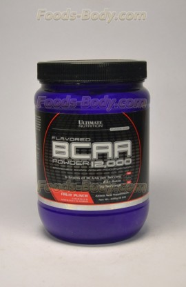 BCAA 12000 Flavored 228 г