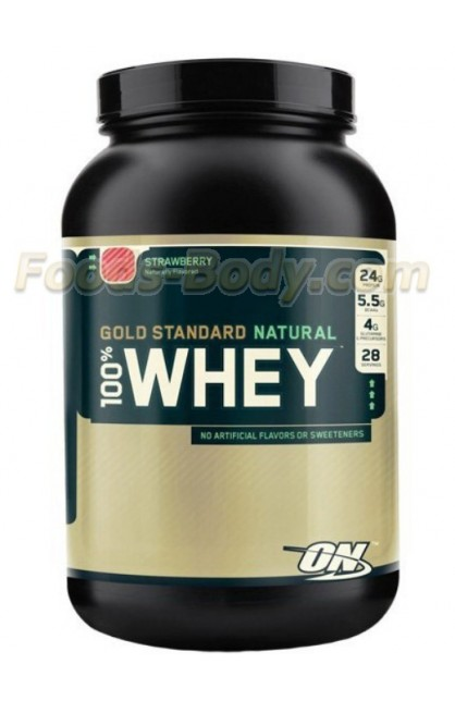 Natural Whey Gold 908 г