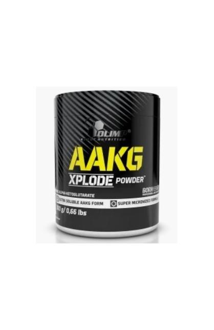 AAKG Xplode (апельсин)  300 грм