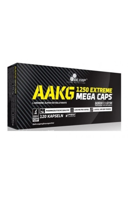AAKG Extreme Mega - 120 капс