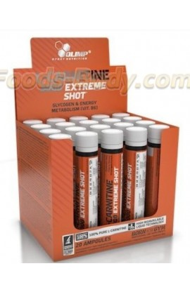 L-carnitine 3000 Extreme - 20x25 мл