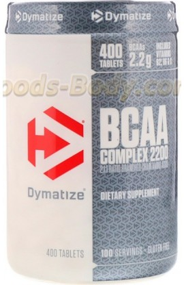 BCAA Complex 2200 400 таб