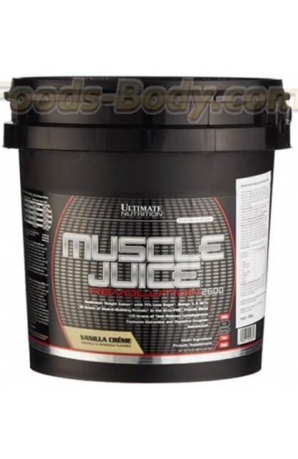 Muscle Juice 2600 Revolution 5.04 кг