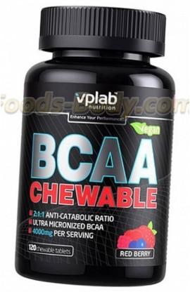 BCAA Chewable 120 таб